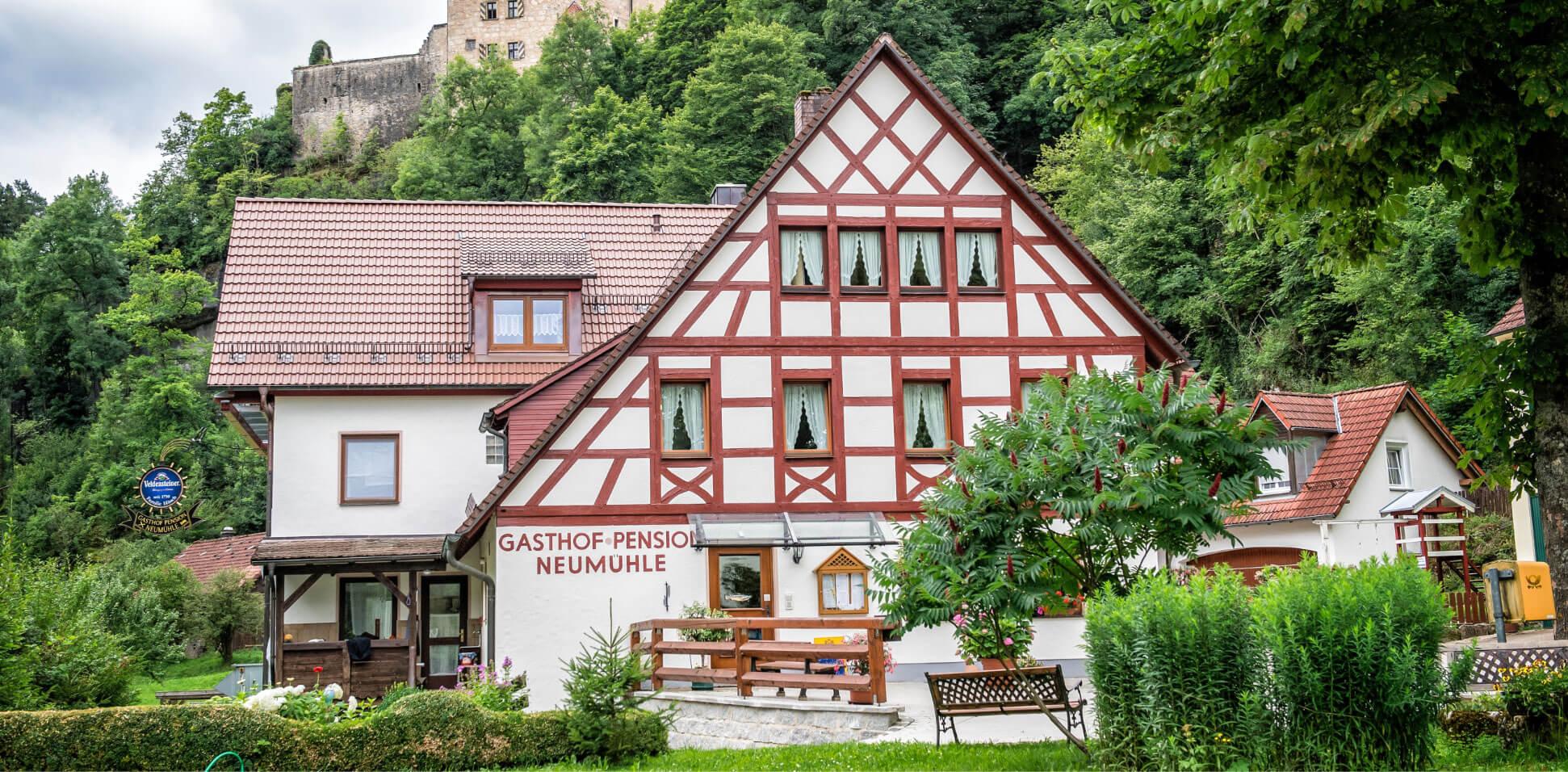 Gasthof und Pension Neumühle